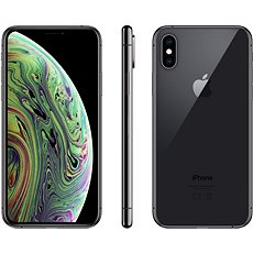 iPhone Xs 64 GB Spacey Gray - Handy
