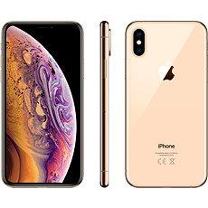 iPhone Xs 512 GB Gold - Handy