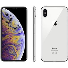 iPhone Xs Max 64GB Silber - Handy
