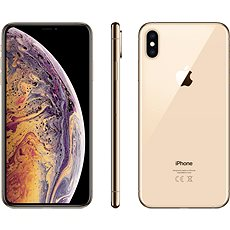 iPhone Xs Max 64 GB Gold - Handy