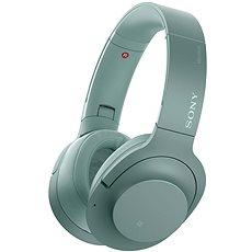 Sony Hi-Res WH-H900N Grün - Kopfhörer mit Mikrofon