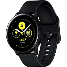 Samsung Galaxy Watch Active Schwarz - Smartwatch