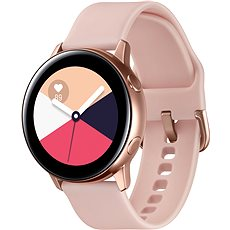 Samsung Galaxy Watch Active Roségold - Smartwatch