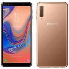 Samsung Galaxy A7 Dual SIM Gold - Handy