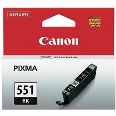 Canon CLI-551BK Schwarz - Tintenpatrone