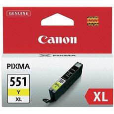 Canon CLI-551Y XL gelb - Tintenpatrone
