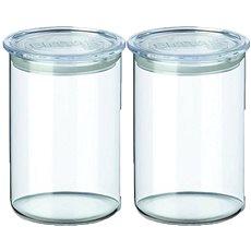 SIMAX Set Gläser 2 Stück 0,8l 5152 / L klar - Dose