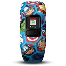 Garmin vívofit junior2 Avengers (Stretch) - Fitness-Armband