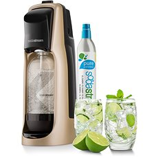 SodaStream Jet Premium Gold - Soda-Maker