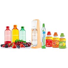SodaStream JET Party Pack ODER - Soda-Maker