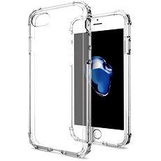 Spigen Crystal Shell Clear crystal iPhone 7/8 - Schutzhülle
