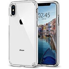 Spigen Ultra Hybrid Kristallklares iPhone XS / X - Silikon-Schutzhülle