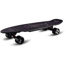 Skatey 350L - elektrisches Longboard, schwarz - Elektro Longboard