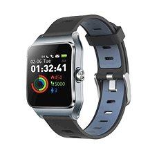 UMAX U-Band P1 PRO Silber - Smartwatch