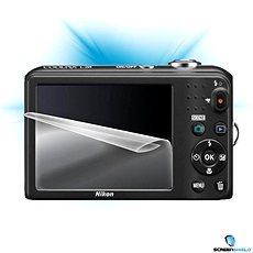 Schutzfolie ScreenShield für Nikon Coolpix L28 - Schutzfolie