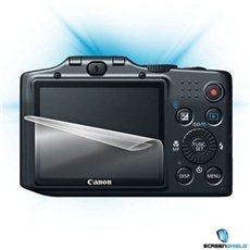 ScreenShield für Canon Powershot SX160 IS auf das Kamera-Display - Schutzfolie