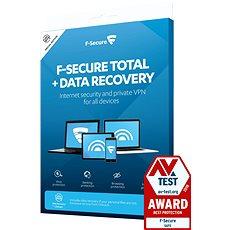 F-Secure SAFE DR für 1 Gerät für 2 Jahre + Datenwiederherstellung für 1 Gerät für 2 Jahre (electronic lic - Elektronische Lizenz