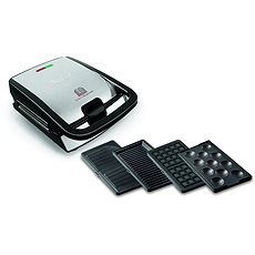 Tefal Snack Collection 4in1 SW854D16 - Sandwichtoaster
