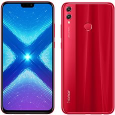 Honor 8X 64GB rot - Handy