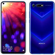 Honor View 20 128 GB Blau - Handy