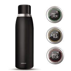 Thermosflasche UMAX - Smart Bottle U5 - Trinkflasche