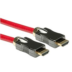 ROLINE HDMI 2.1 Anschlüsse 2m - Videokabel