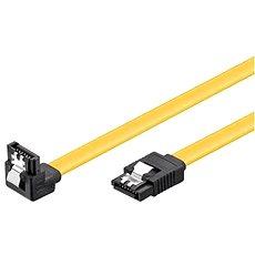 PremiumCord SATA III 90 0,5 m - Datenkabel
