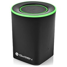 Gogen BS 074B Schwarz - Bluetooth-Lautsprecher