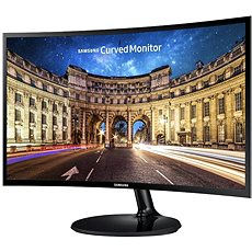 "27"" Samsung C27F390 - LED Monitor"