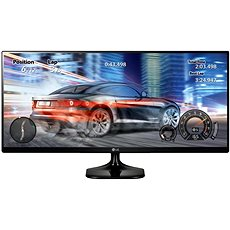 "25"" LG 25UM58 Ultrawide - LED Monitor"