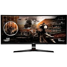 "34"" LG 34UC79G-B Curved Ultrawide - LED Monitor"