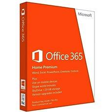 Microsoft Office 365 Home Subscription Premium - 1 Jahr - Elektronische Lizenz