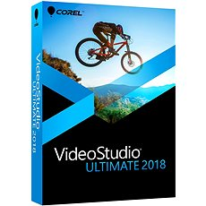 VideoStudio 2018 Ultimative  ML EU Box - Grafiksoftware