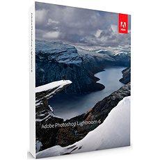 Adobe Photoshop Lightroom 6.0 Win/Mac ENG - Grafiksoftware