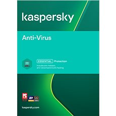 Kaspersky Anti-Virus 2018 Verlängerung für 5 Computer für 12 Monate (elektronische Lizenz) - Sicherheits-Software