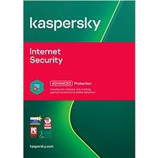 Kaspersky Internet Security Multi-Device 2018 für 3 Geräte auf 12 Monate (elektronische Lizenz) - Antivirus-Software