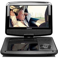 Lenco DVP-9413 - Tragbarer DVD-Player