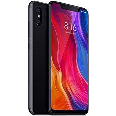 Xiaomi Mi 8 128GB LTE Schwarz - Handy
