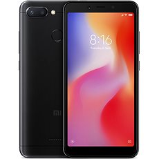 Xiaomi Redmi 6 32GB LTE Schwarz - Handy