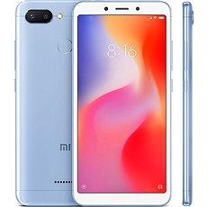 Xiaomi Redmi 6 32GB LTE Blau - Handy