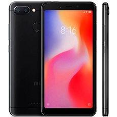 Xiaomi Redmi 6 3GB/64GB LTE schwarz - Handy