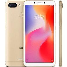 Xiaomi Redmi 6 3GB/64GB LTE Gold - Handy