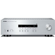YAMAHA R-S202D silber - Stereo Receiver