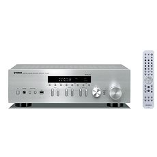 YAMAHA R-N402 (D) silber - Stereo Receiver