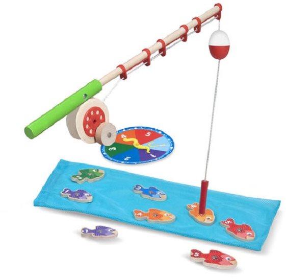 Fische angeln Spiel Gesellschaftsspiel   Alza.at