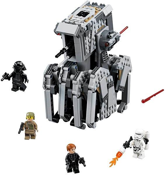 5ad5f45993ab76 LEGO Star Wars 75177 First Order Heavy Scout Walker™ - Baukasten ...