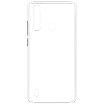 Hishell TPU für Motorola Moto G8 Power Lite transparent - Handyhülle