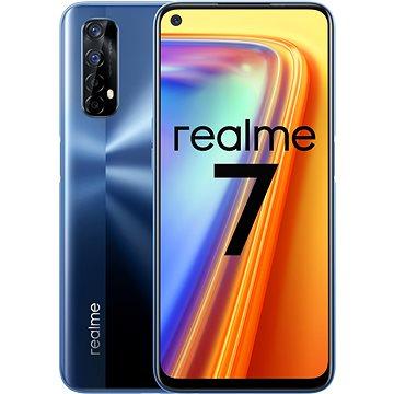 Realme 7 Dual SIM 8 + 128 GB Blau - Handy
