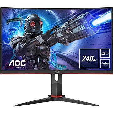 "27"" AOC C27G2ZU/BK Gaming - LCD Monitor"