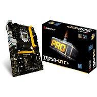 Biostar TB250-BTC+ - Motherboard